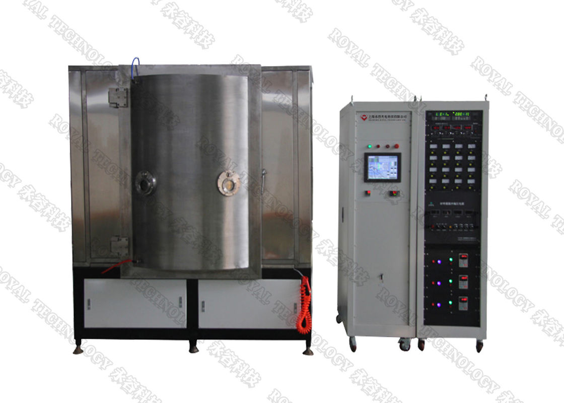 Stainless Steel TiN Gold Coating Machine, High Hardness TiN Gold Coating Equipment, TiN Abrasion Film Coatings