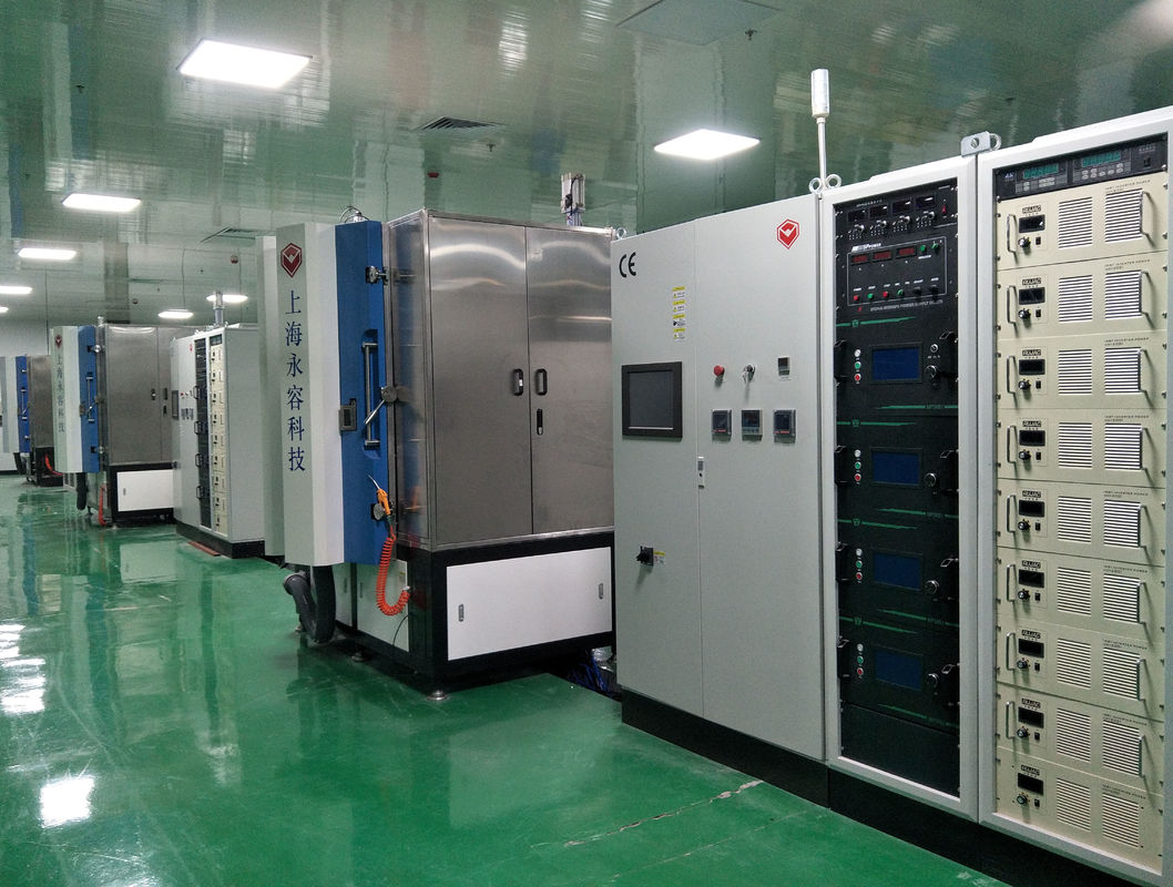 DPC Ceramic Innovative Custom PVD Machine PCB Copper Plating Machine DC Pulsed / MF Magnetron Sputtering