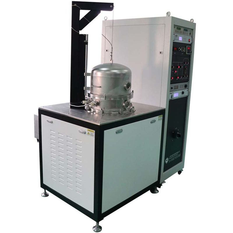 C60  Inductive Thermal Evaporation Machine Crucible Evaporation Coating Machine